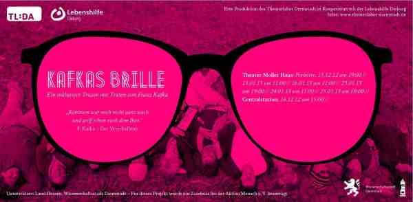 Kafkas Brille flyer smaller